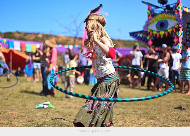 Hula Hoop for Total Beginners