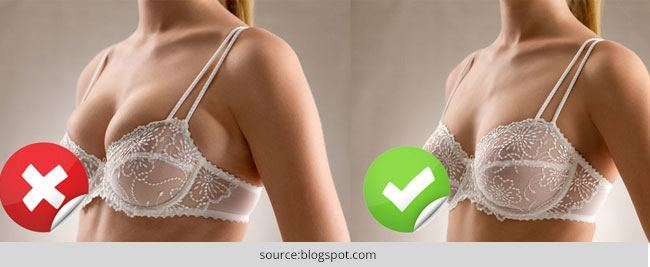 Super perky breast form set