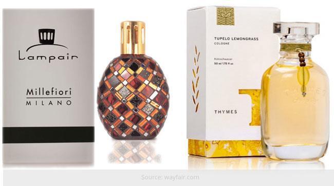 Lemongrass Perfume