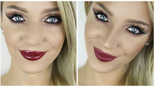 Make Up Tricks To Make A Big Nose Look Magically Small - Quite A Nosy Affair