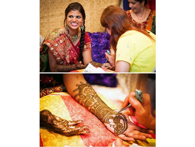 Mehndi Ceremony Meaning : Colors to wear for mehendi