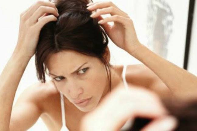 Plucking out one grey hair can give you ten more