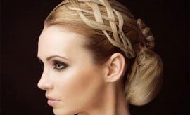 Pretty Knotted Hairstyles