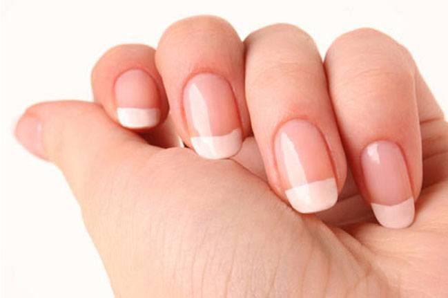 Regularly wearing nail polish can turn your-nails-yellow
