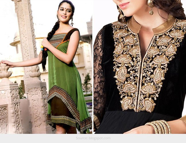 Summer Kurti styles we cannot get over with