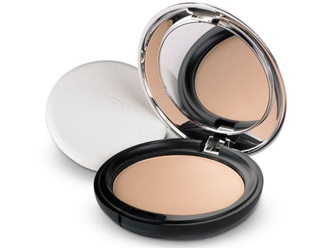Compact Powders Dry Skin