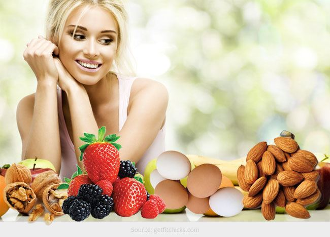 Top 7 Healthiest Foods for Women
