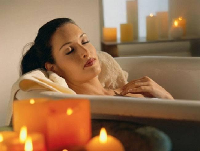Undergoing Body Detoxification Baths