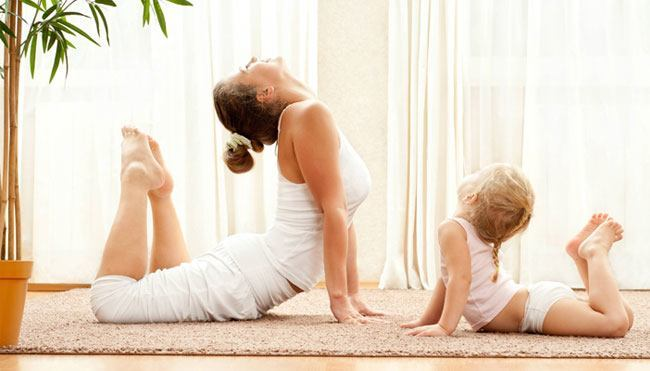 Yoga helps in improving your overall social skills