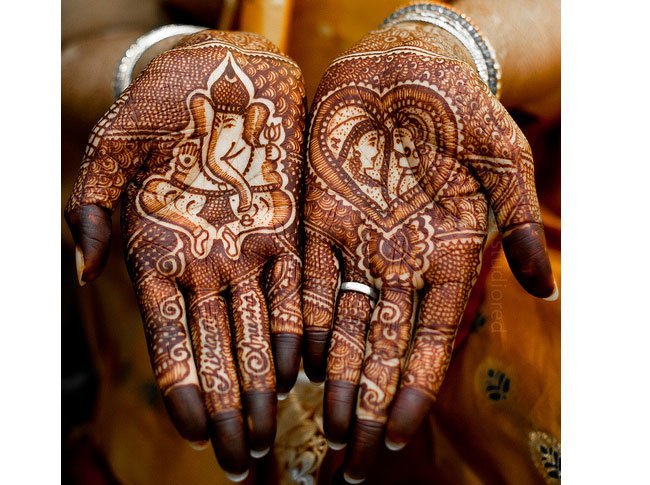 dark mehndi ideas