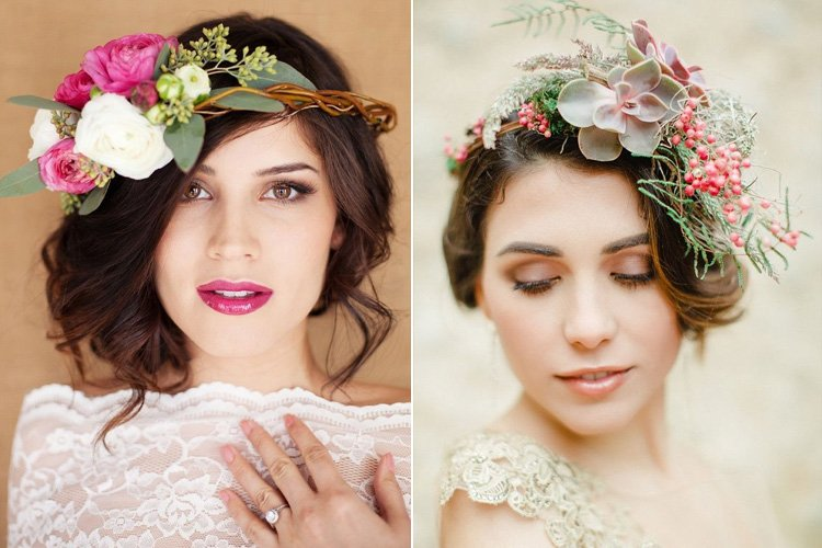 Floral Crowns Ideas