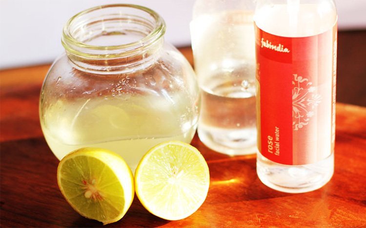 Glycerin and Lemon for Stretch Marks