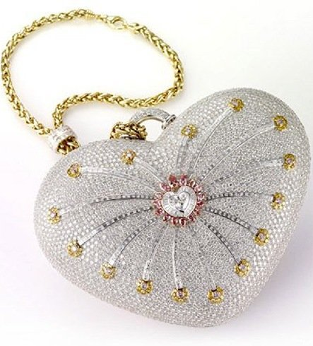Mouawad most expensive handbag
