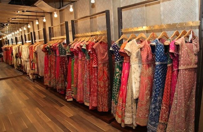 ritu kumar boutique