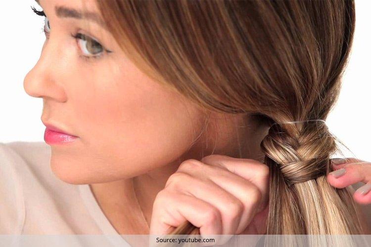 Surprising Easy Hairstyles For Long Hair Hairstyles For Men Maxibearus