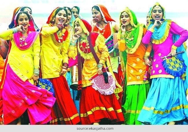 5 Best Style Statements Made by Punjabi Women