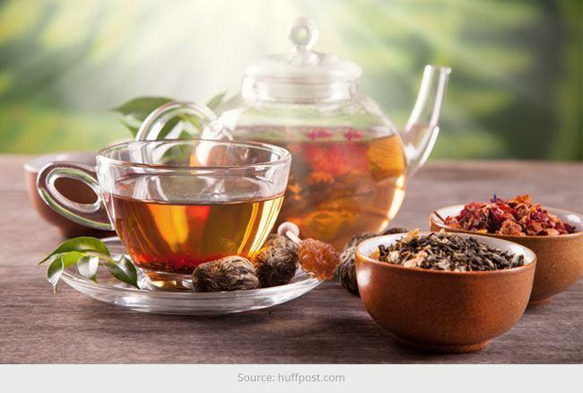 A Cuppa Black Tea for Beauty, Health and Home