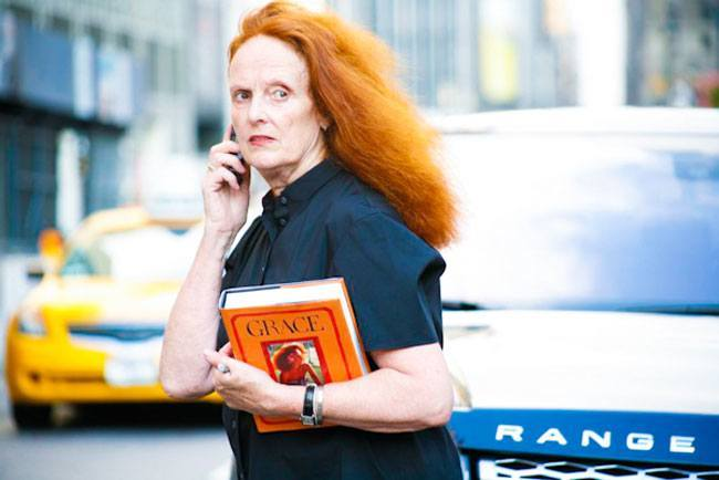 A Memoir by Grace Coddington