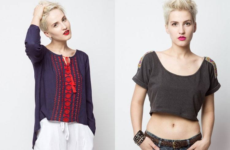 American Swan New leve online shopping for Tops