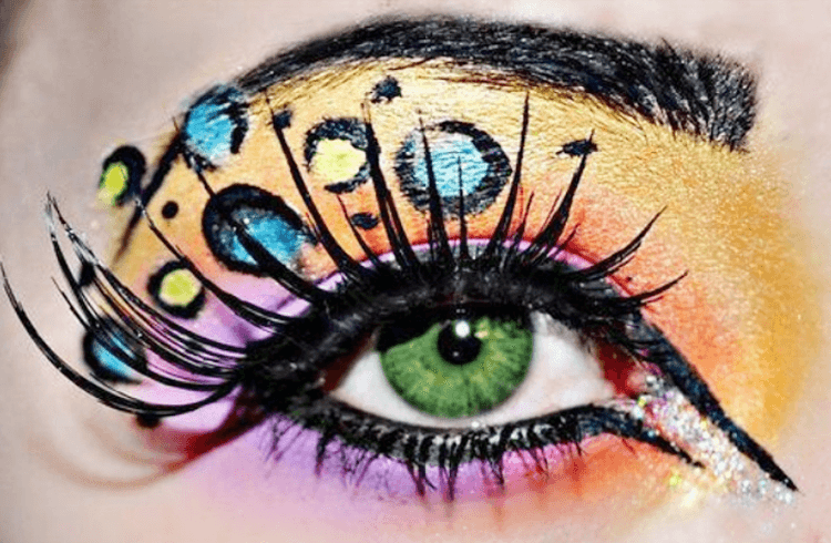 Animal Print_Eye Makeup