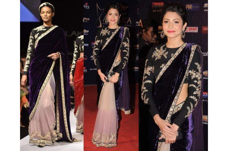 Anushka Sharma is Desi girl
