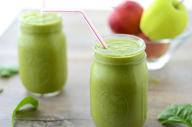 Apple smoothie recipes
