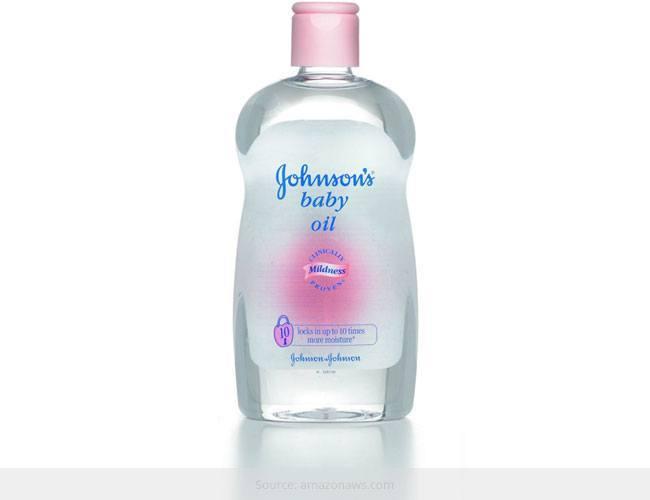 Baby Oil for Beauty Regimen