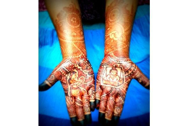 Bangalore Best Mehndi Artists