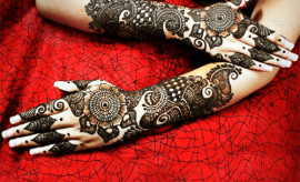 Best Mehndi Artist in Chennai