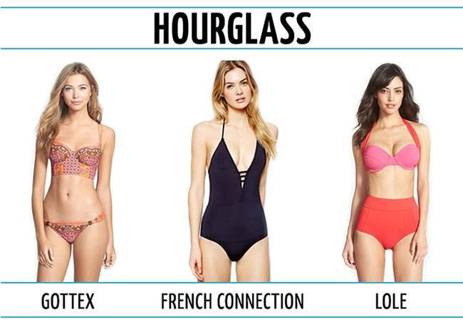 Bikini choices