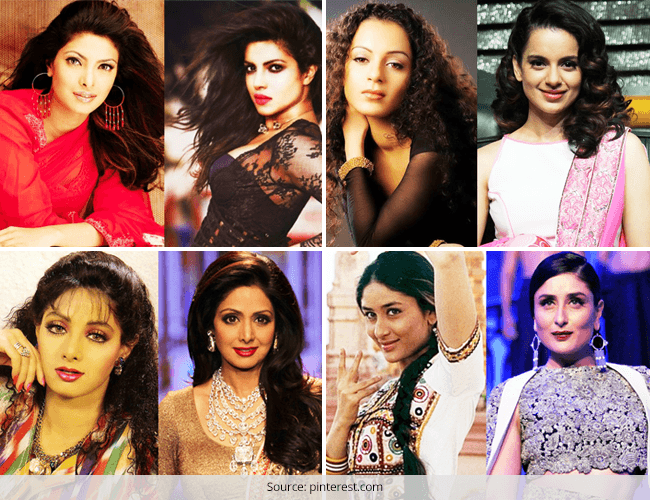 Bollywood Actresses Then And Now