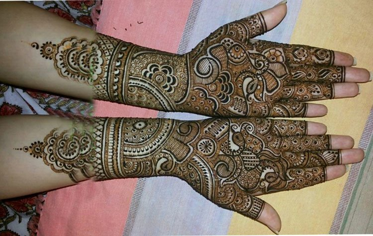 Bridal Mehndi Artist In Bangalore : Mehndi artists in pune