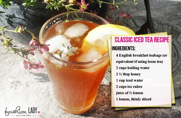 Classic Iced Tea Recipe