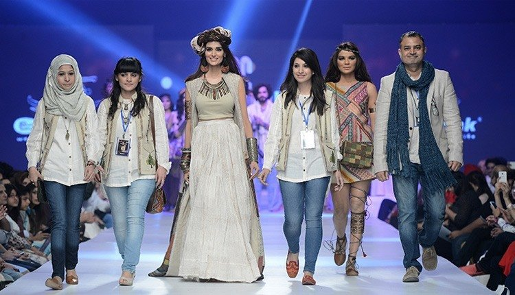 Designers walk for Shubinak designs