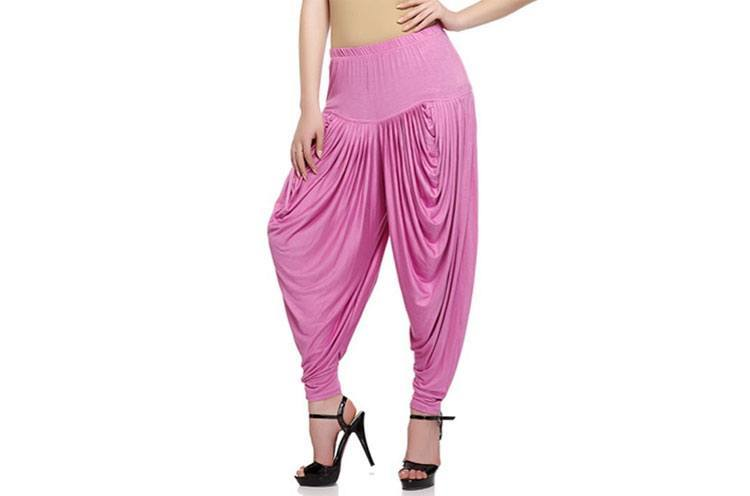 Dhoti Pants Fashion Pairing