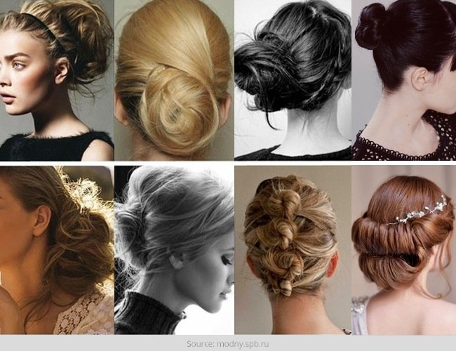 different styles for hair different bun hairstyles you need to 5544