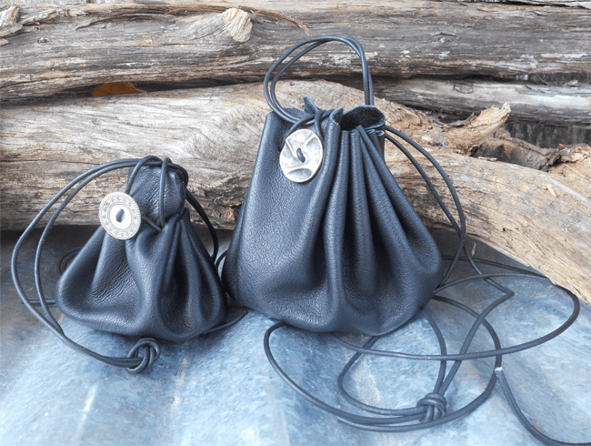 Drawstring Coin Purse