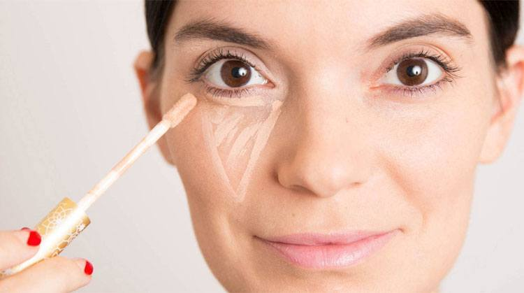 Fight Stress on Your Face Use A Concealer