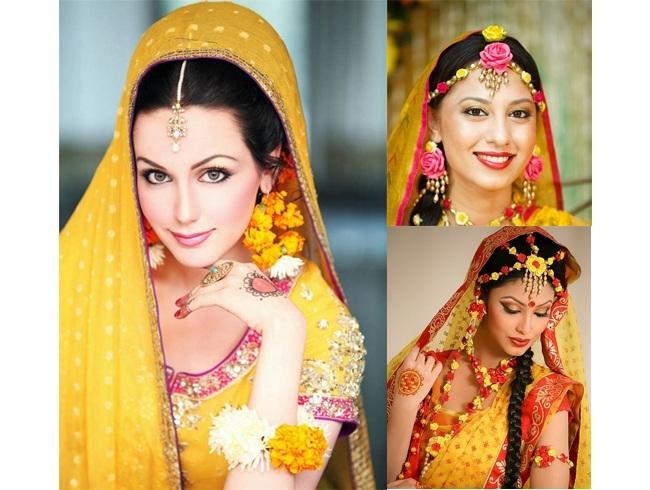 Fresh flower jewellery designs