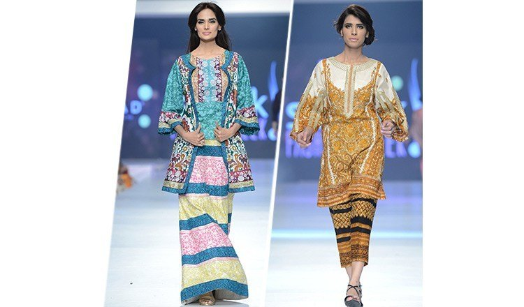 House of Ittehad Lawn Trends