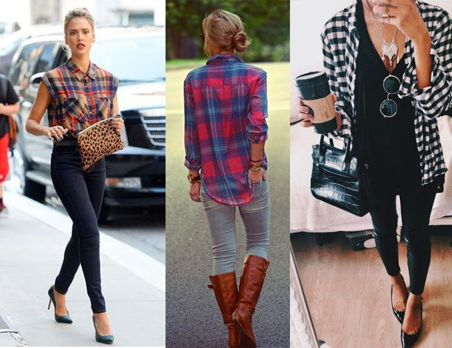 How to Wear Flannel Shirts Sloppy No More!