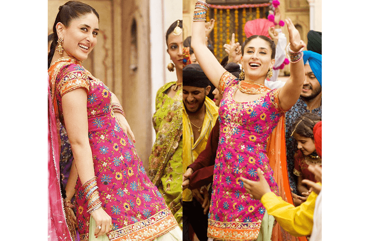 Kareena Kapoor Salwar Avatar in Jab We Met