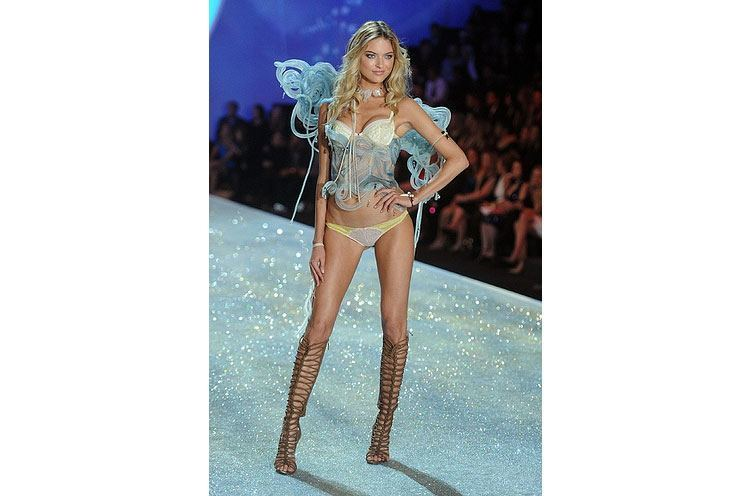 Martha Hunt Victoria Secrets' Angels fashion