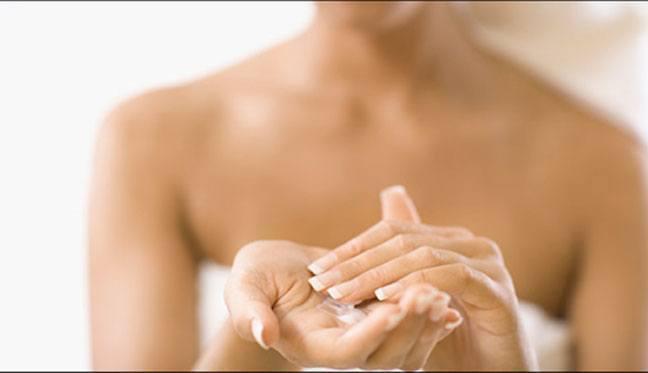Moisturize Skin Deeply