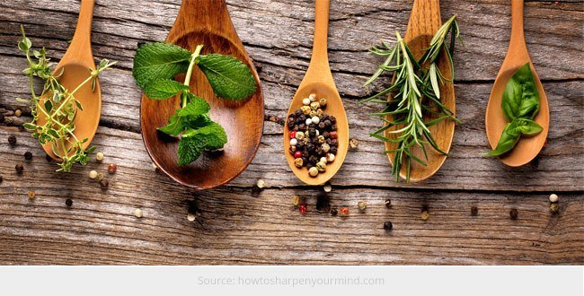 Natural Herbs to Fight Memory Loss