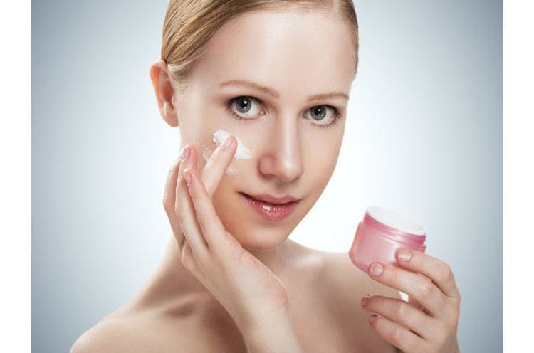 Night Cream Fight Stress on Your Face