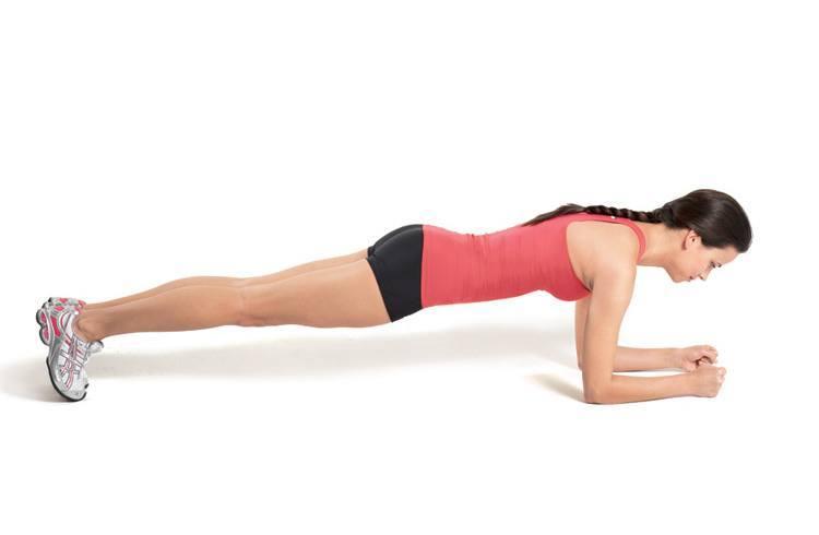 6 einfache Übungen für Hintern: Zeit, um Ihren Hintern zu straffen