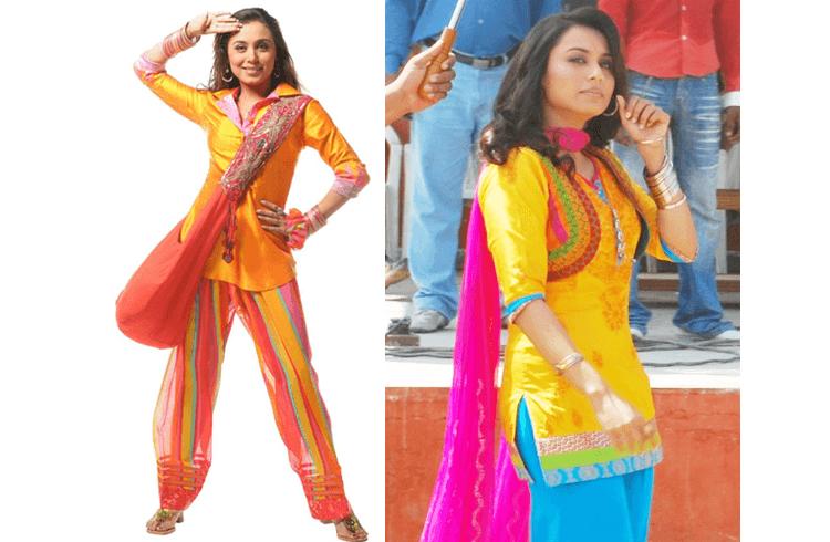 Rani Mukherjee in Bunti Aur Babli