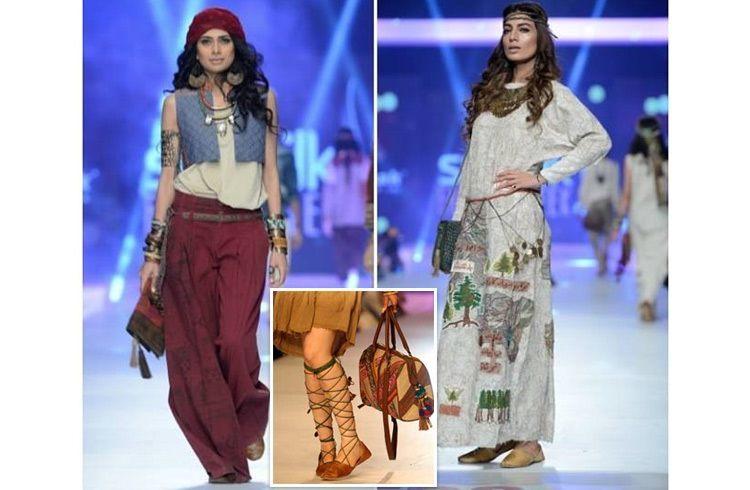 Shubinak Trending Textiles at PFDC Sunsilk Fashion Week