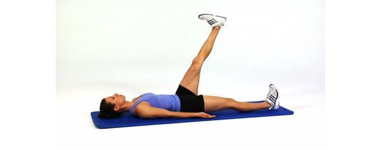 Single Leg Lift Excercise